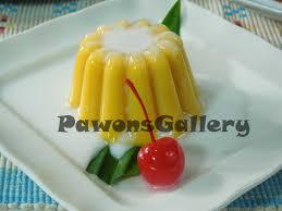 Cara membuat/memasak sayur labu siam kuah santan kuning. Puding Labu Kuning Pawons Gallery Kuliner Dan Hobby