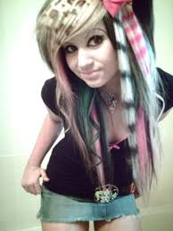 Emo Girl Hair Style long emo hairstyles for girls short emo hairstyle short hairstyles 2410 by wearticles.com