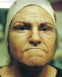 theater makeup old age by ezailia23