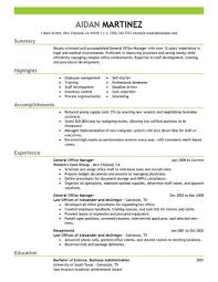 Hotel Manager Resume Hotel Hospitality Marvelous Resume Format For