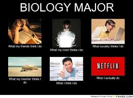BIOLOGY MAJOR... - Meme Generator What i do via Relatably.com