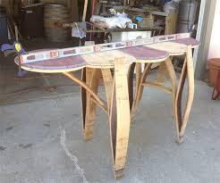 wine barrel furniture plans. Diy Network Wine Barrel Table - Google Search Furniture Plans A