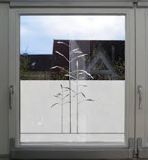 Sichtschutz Folie Für Fenster Mit Gräsern In 2019 Fensterfolie