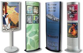 Photo Stands Displays Display Stands Poster Frames iPad Stands More 1