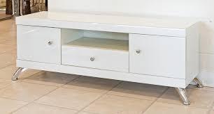 white glass furniture. white glass low entertainment unit furniture i