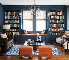 fabulous home office interior. Collection Of Solutions 36 Fabulous Home Libraries Showcasing Window Seats Also Basement Library Design Office Interior T