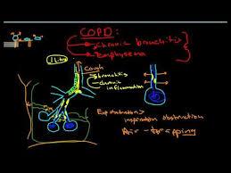 Pathophysiology Of Emphysema Flow Chart Pathophysiology Of Copd