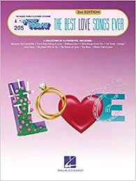 The Best Love Songs Ever E Z Play Today Volume 205 E Z