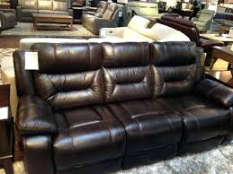cheers clayton motion leather sofa brown leather