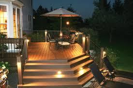 garden ideas outdoor deck lighting ideas some tips to get the best