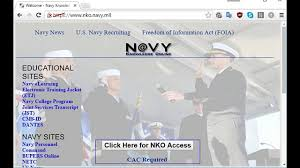 Nko Certificate Access Nko From Home And Other Cac Enabled Sites Youtube