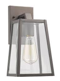 brill 1 light outdoor wall lantern