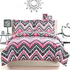 pink zebra bedding pink bedding sets twin black white pink bedding girl teen kid zigzag chevron pink zebra bedding