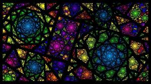 fractal stained glass by bluejewel24 on deviantart