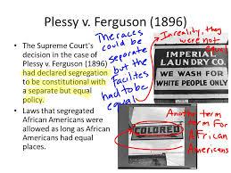 plessy v ferguson opinion summary gallery ascending star 2 plessy v ferguson