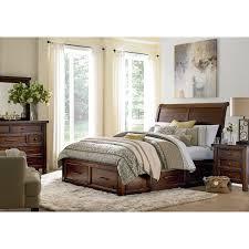 Art Van Sonoma King Storage Bed