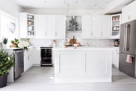 painting kitchen cabinets white before and after cabinet wood spray painted should paint spraying with airless