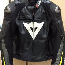 dainese super sd c2 pelle leather jacket