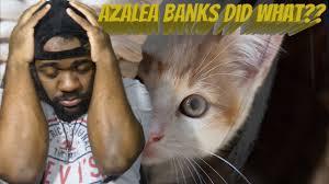 Keep Azealia Banks Away From Cats