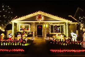 Candy Cane House Decorations 100 Things to do this Christmas in Los Angeles The Grove LA 90