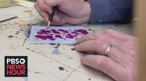 How this California artist is providing 'Flowers for Sick People' | PBS  NewsHour