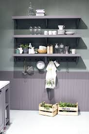 Open Shelf Design For Kitchen Practical And Trendy 40 Open Shelving Ideas For The Modern