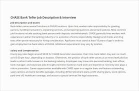 Teller Job Description For Resume Awesome I Have Never Written A