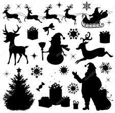 Herunterladen Weihnachtskollektion Stockillustration