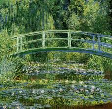 claude monet art history leaving cert water lilies and ese bridge 1897 1899 monet