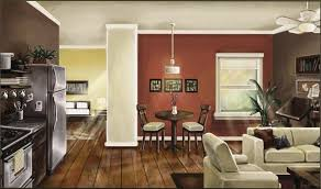 interior colors for open floor plans