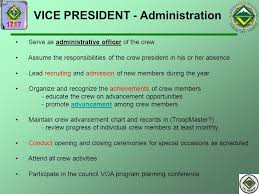 Vice President Of Administrati