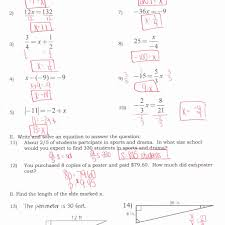math worksheets worksheet works solving multi step equations 791927