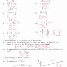 math worksheets worksheet works solving multi step equations 791927