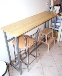 Table De Cuisine Bar Table Table De Cuisine Haute Style Bar
