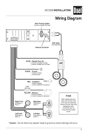 wiring diagram xd1228 installation fuse dual xd1228 user and Dodge Radio Wiring Harness wiring diagram xd1228 installation fuse dual xd1228 user and stereo