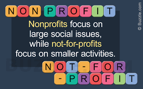 What Is Non Profit Organisation What Is A 2019 06 02