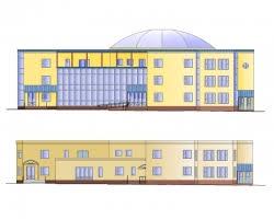 Купить дипломный Проект № Реконструкция детского сада под  Проект №1 247 Реконструкция детского сада под оздоровительно реабилитационный Центр в г