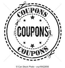 Coupon Clipart Free Coupons Stamp Coupons Grunge Rubber Stamp On White Vector