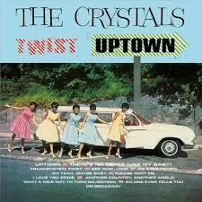 The <b>Crystals</b> - <b>Twist Uptown</b> / Rumble Records RUM2011132LP ...