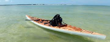 Bedard Yacht Design Stitch And Glue Racing Kayak