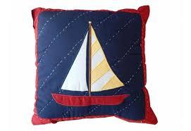 Sailboat Decorative Pillows