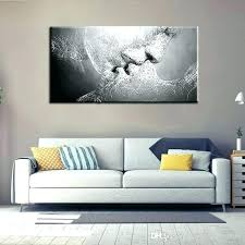 wall art living room bedroom wall art matte canvas wall art spray paintings unframed abstract paint wall art living room