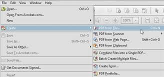 how do i convert multiple jpg to pdf at the same time (Create PDF)