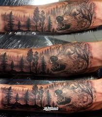 лес значение татуировок в россии Rustattooru