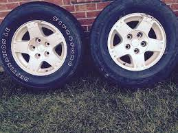 Dodge Oem Rims Aluminum 17 Ram Pickup For Sale Or Trade Wheels And Tires Wheels For Sale Dodge Truck Parts