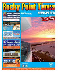 Rocky Point Times March 2017 By Rocky Point Services Issuu