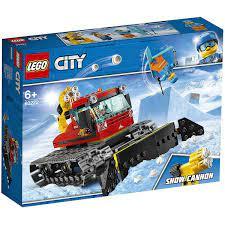 Bộ lắp ráp Xe Bánh Xích Dọn Tuyết - LEGO City 60222 (127 Chi Tiết), giá chỉ  649,000đ! Mua ngay kẻo hết!