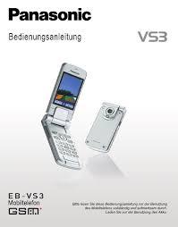 Bedienungsanleitung Sagem VS3 (177 Seiten)
