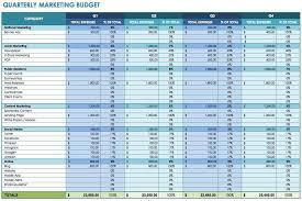 Marketing Budget Plan 12 Free Marketing Budget Templates Smartsheet