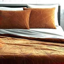 crushed velvet king size bed set bohemian quilts quilt navy hand stitched extra new sets bedspread